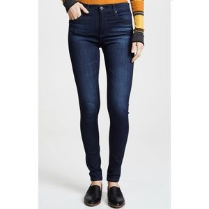AG The Farrah High Rise Skinny Jeans Size 32R